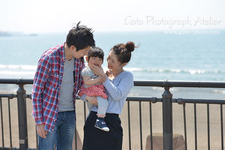 家族写真の出張撮影 神奈川