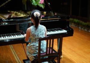 ピアノ発表会 写真撮影